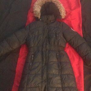 Jackets & Blazers - Lil Girls Winter hoodie coat